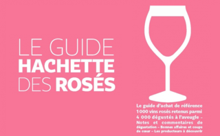 GUIDE HACHETTE ROSE